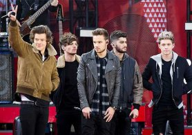 Each One Direction member got 5.6 million pounds pay cheque