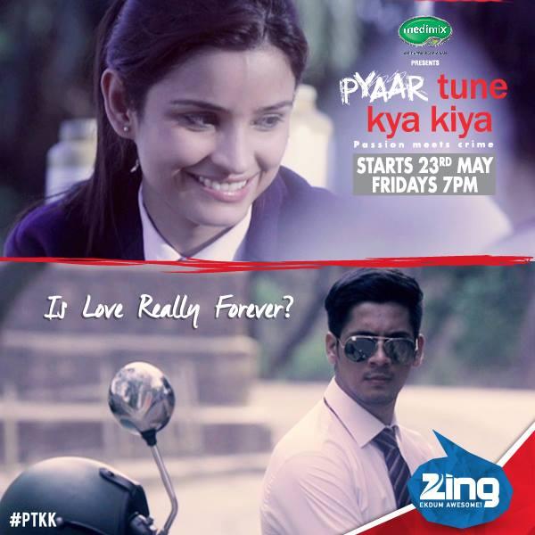 Episode 1- Piyali and Siddharth