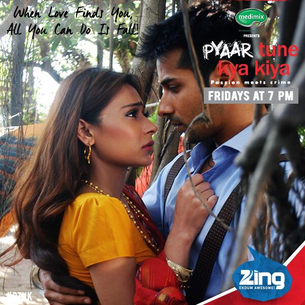 Pyaar Tune Kya Kiya 20th June 2014 5th Episode on Zing TV - Written