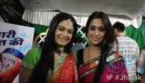 Anandi and Simar - Selfie on Jhalak