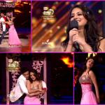 Puja dances with her partner Rajit in suave and elegant manner