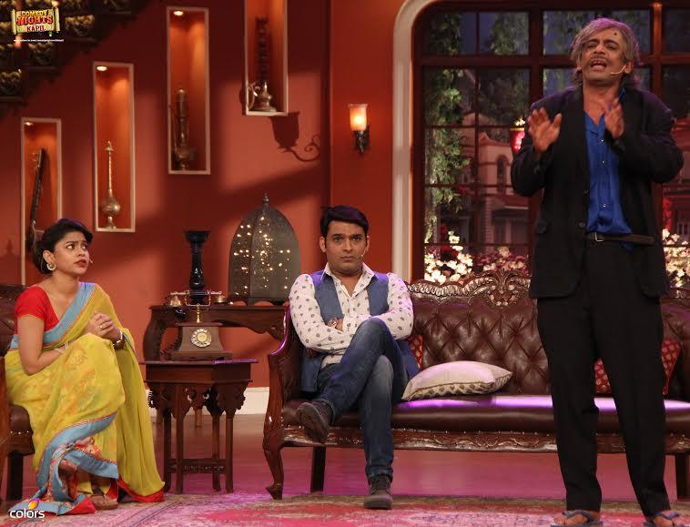 Comedy Nights With Kapil 30th August 2014, Neha Sharma and