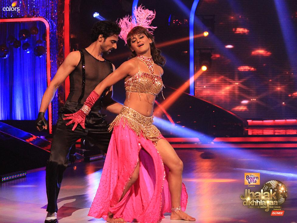 Jhalak Dikhhla Jaa 31st August 2014, Episode 26 with Parineeti