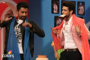 Comedy Nights With Kapil 3rd May 2015, with Ishqedarriyaan Cast
