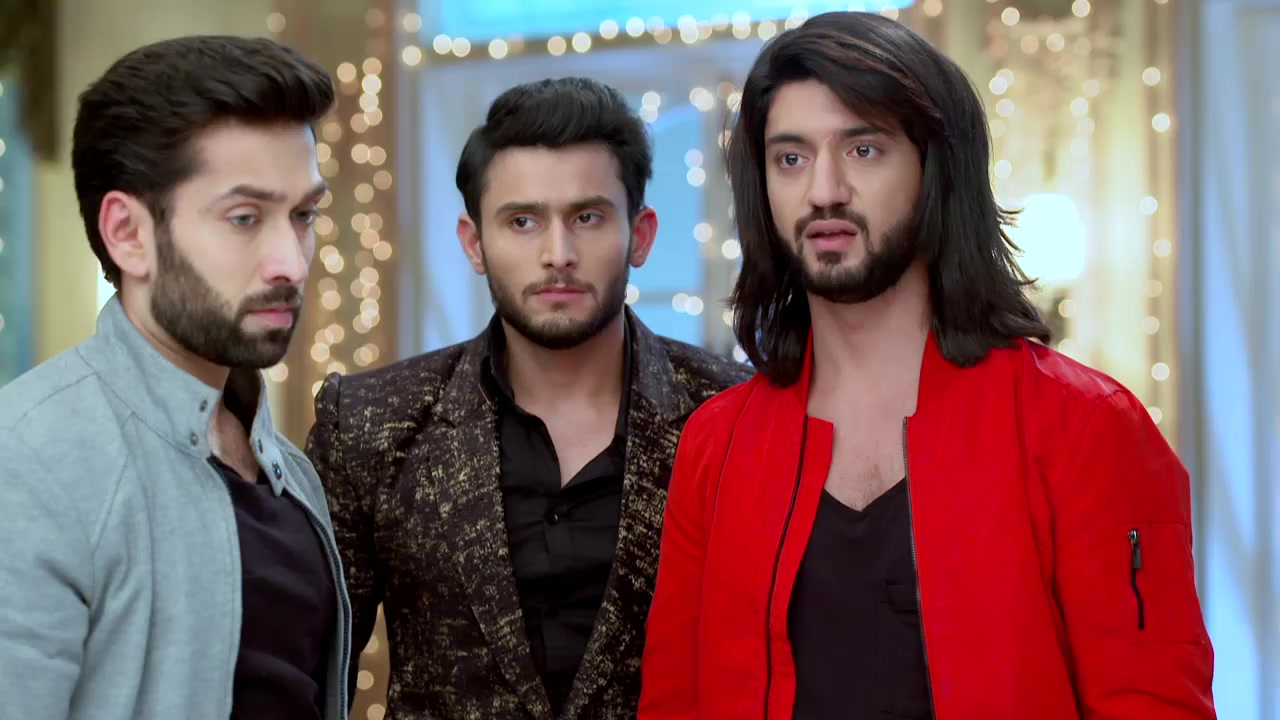 Omkara and Rudra get distanced from Shivay in Ishqbaaz - TellyReviews