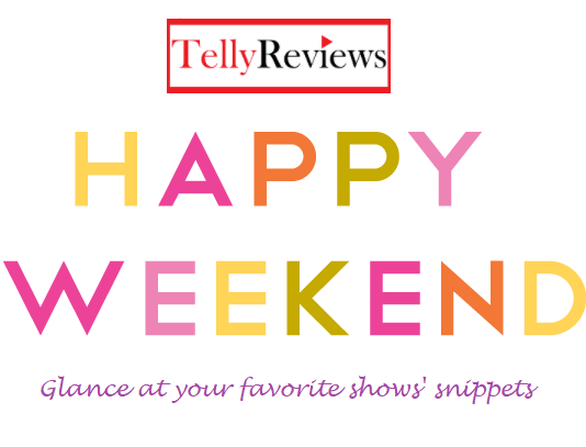 Telly Reviews Weekend Spoilers 31st August 2019