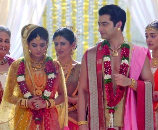 Angad confronts Pranali