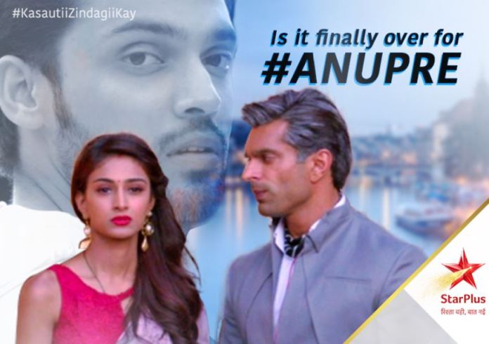 Kasautii Zindagii Past revelation; Its Over for AnuPre