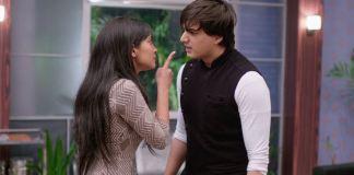 Yeh Rishta High Drama with Kartik Naira Confrontation