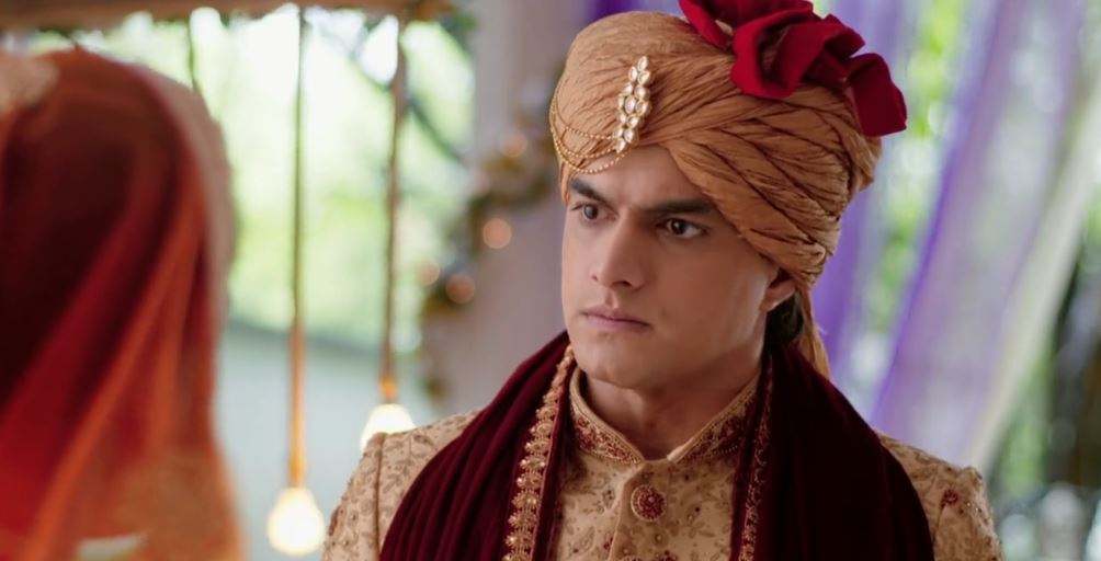 Yeh Rishta Dilemma Shock Surprise for Kartik lined - TellyReviews