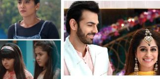 Star Plus Spoilers YRKKH Kulfi Kumar Kahaan Hum