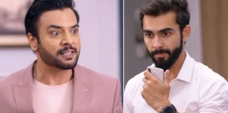 Mohabbatein Raman Yug clash attracts troubles