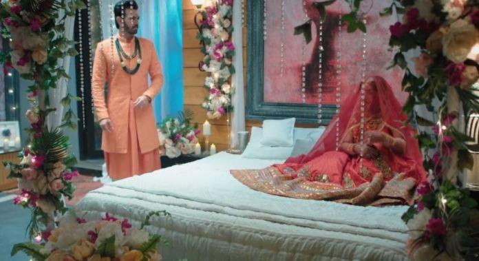 Kahaan Hum Ronakshi nuptial night gets twisty