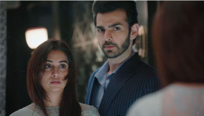Kahaan Hum Starplus Mystery Sonakshi tensed confront