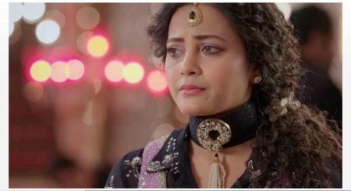 Rishtey Starplus Kuhu shocking blurt Meenakshi accused