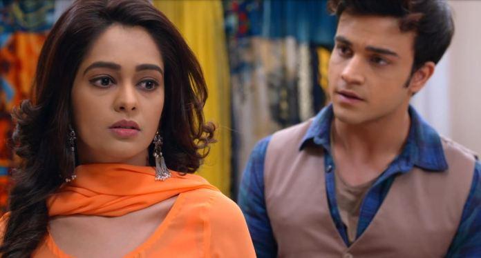 Kumkum promising love Prachi Ranbir confession
