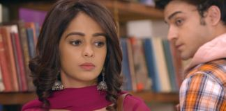 Kumkkum Bhagya Ranbir hushes Prachi by love confession