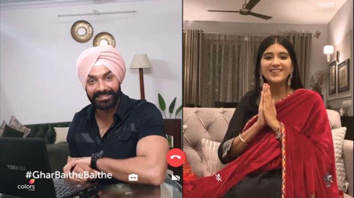 Choti Sardarni airs today Colors initiates innovative shoots