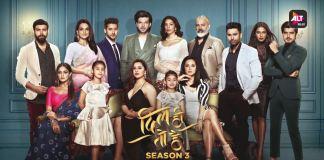 Dil Hi Toh Hai Season 3 Karan Kundra Yogita Bihani