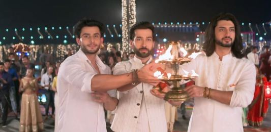 Ishqbaaz Starplus Iconic trendsetter The Oberoi brothers