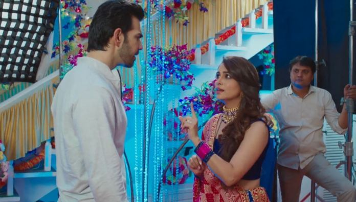 Kahaan Hum Introducing Rohit and Sonakshi Iconic