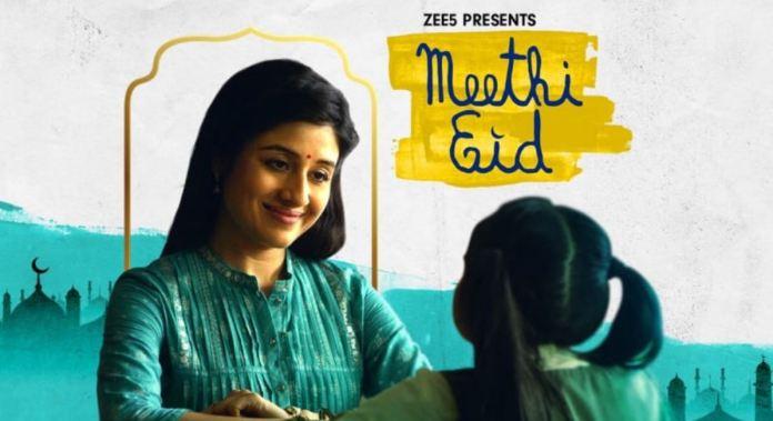 Meethi Eid Zee5 Originals Paridhi Sharma starrer