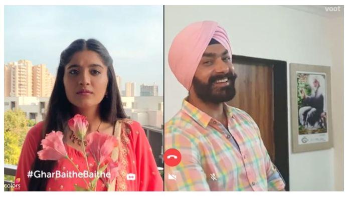 Voot airing Choti Sardarni Antakshari special episode