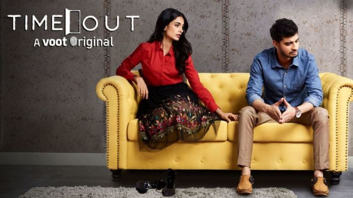 Voot Timeout Hit pause to life Tahir Raj Sarah Jane