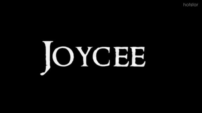 Hotstar Joycee Tale of self-inspiration, joy and passion