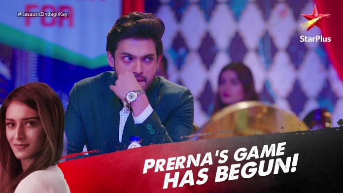 Kasautii Top three promos Prerna revenge game begins
