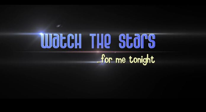 Watch the stars for me tonight on Disney+ Hotstar