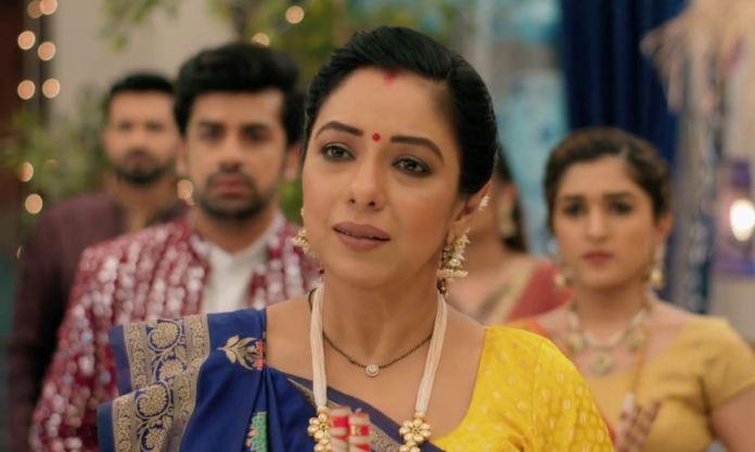 Anupama Vanraj Unexpected drama 18th August 2020
