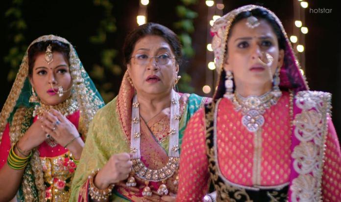 Yeh Rishta Dramatic festive twists 15th August 2020