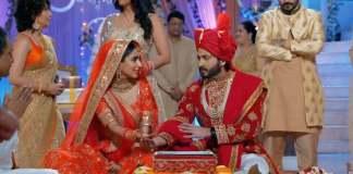 Kundali Bhagya Police intervenes Karan Mahira marriage