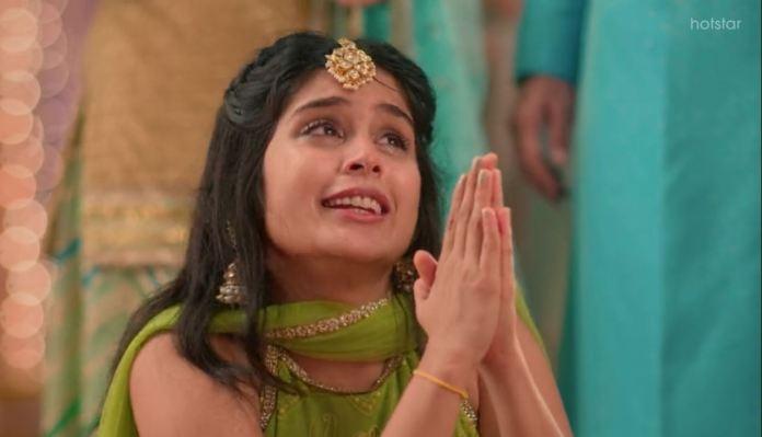 Rishte Pyaar Mishti shocking revelation 11th August