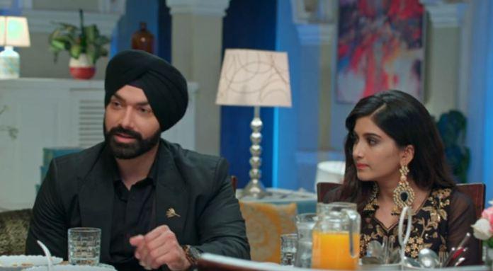 Colors Choti Sardarni Spoiler Meher's love confession