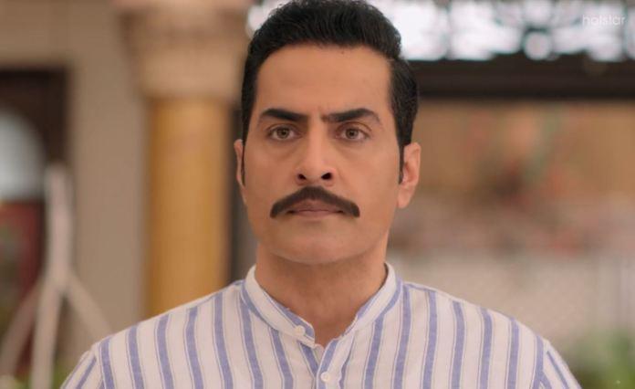 Anupama Paritosh suicide shock Vanraj accuses Anupama