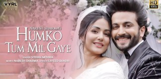 Humko Tum Mil Gaye Hina Khan Dheeraj Dhoopar Musical