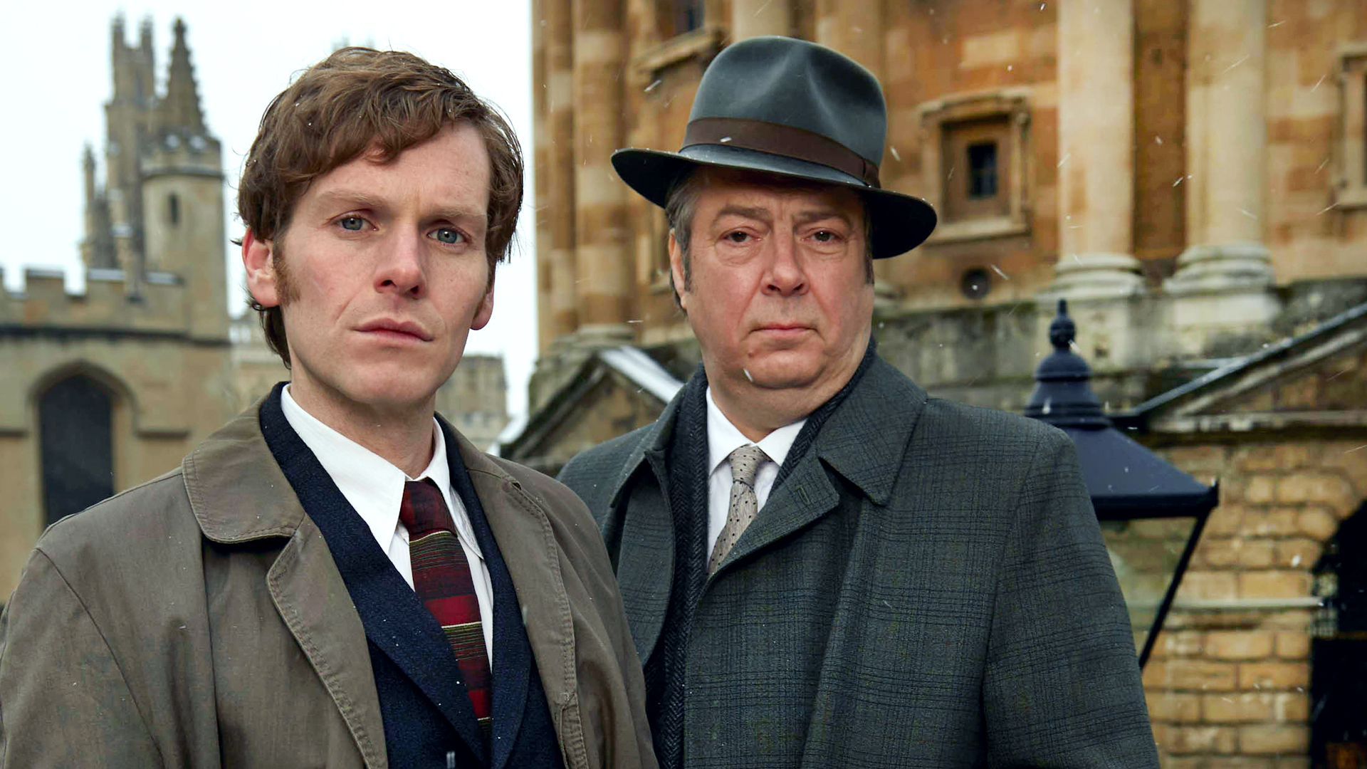 Inspector Morse Prequel Endeavour Signs On For Longer