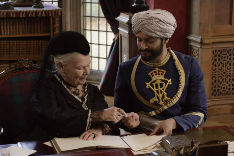 Image result for victoria and abdul
