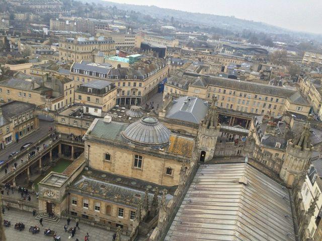 Bath en 2 días: Abadía de Bath