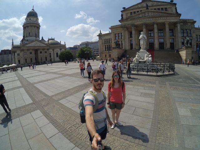 Qué ver y hacer en Berlín en 4 días: Mercado de los Gendarmes