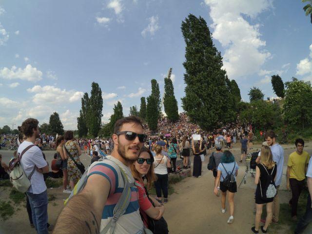 Qué ver y hacer en Berlín en 4 días: Karaoke en Mauerpark