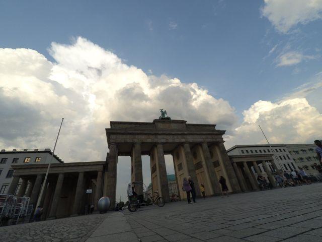 Qué ver y hacer en Berlín en 4 días: Puerta de Brandemburgo