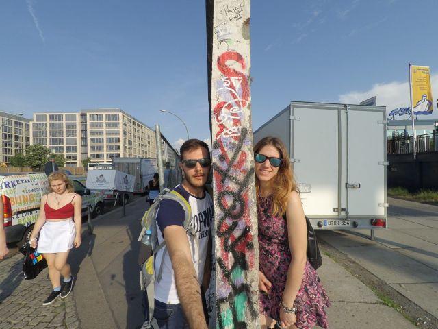 Berlín en 4 días: East Side Gallery