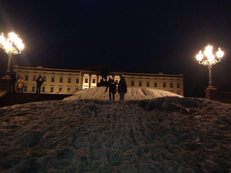 Qué ver y hacer en Oslo en 3 días: Palacio Real de Oslo
