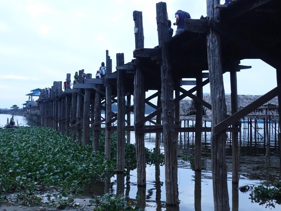 Itinerario de Myanmar: Amarapura