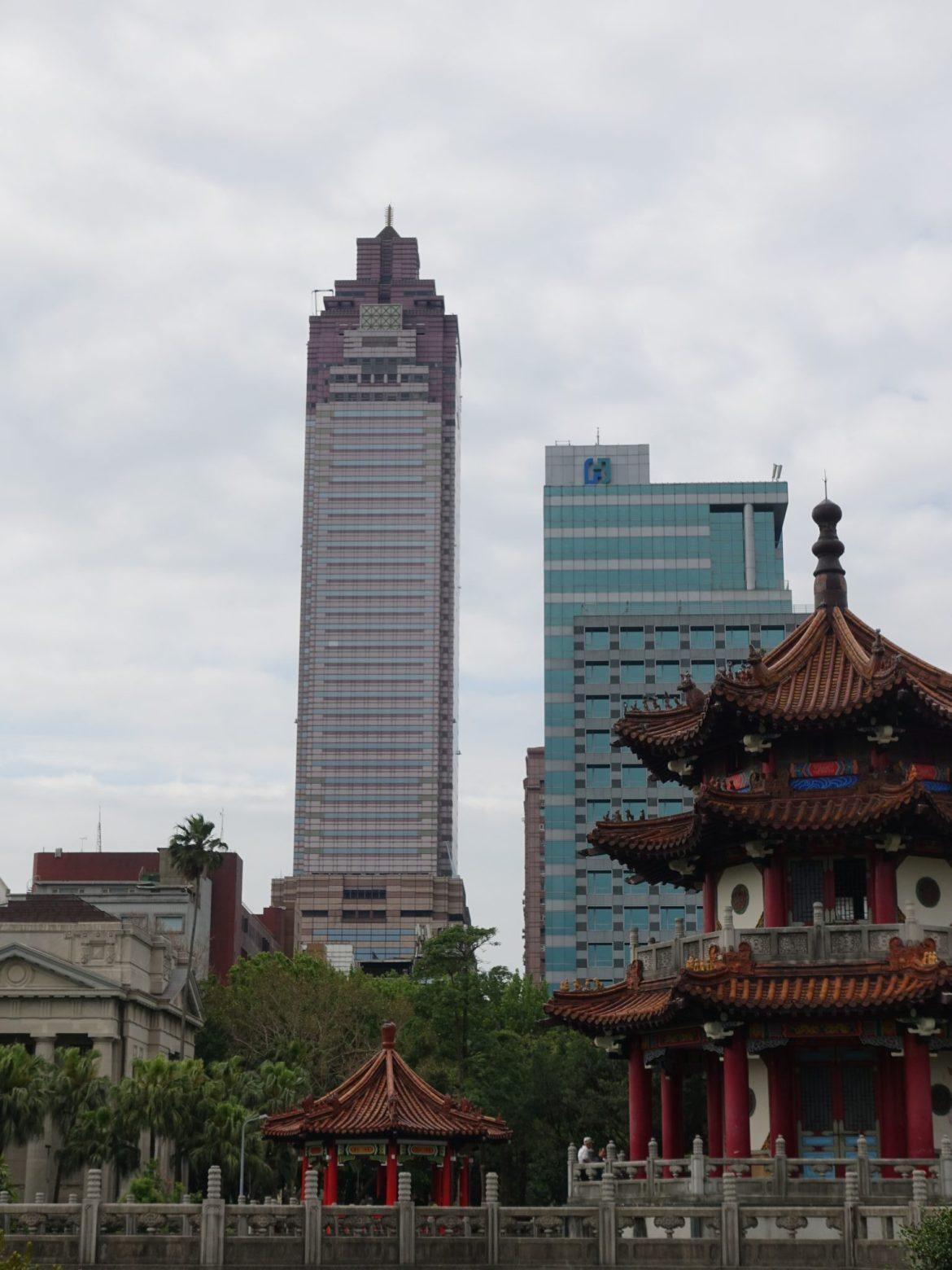 Qué hacer en Taipei: Parque 228 de la Paz