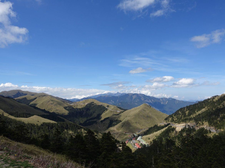 Vista desde el pico más alto