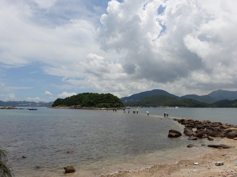 Hap Mun Bay, la playa de Hong Kong